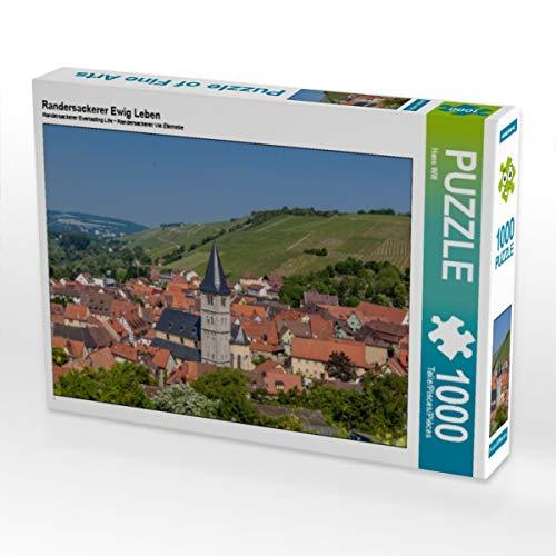 CALVENDO Puzzle Randersackerer Ewig Leben 1000 Teile Lege-Größe 64 x 48 cm Foto-Puzzle Bild von Haenson