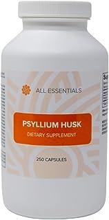 Sponsored Ad - All Essentials Psyllium Husk Capsules 250 ct