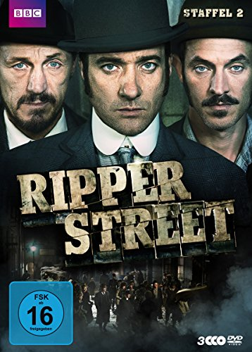 Ripper Street - Staffel 2 [3 DVDs]