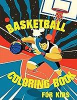 Basketball Coloring Book