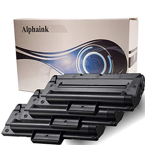 KIT3 Toner Alphaink compatibile Samsung SCX4200D3, per stampanti Samsung SCX4200D3 Samsung SCX-4200 Serie SCX-D4200A SCX-4200XAA SCX-4200SEE 3000 copie