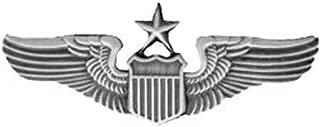 US Air Force Senior Pilot Wings Pin (2 3/4