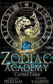 Zodiac Academy 5: Cursed Fates: An Academy Bully Romance pdf epub