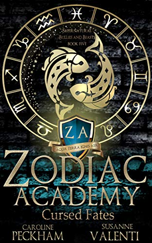 Zodiac Academy 5: Cursed Fates: An Academy Bully Romance (Supernatural Bullies and Beasts) (English Edition)