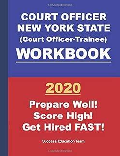 Court Officer New York State (Court Officer-Trainee) Workbook