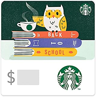 Starbucks Gift Cards - Email Delivery