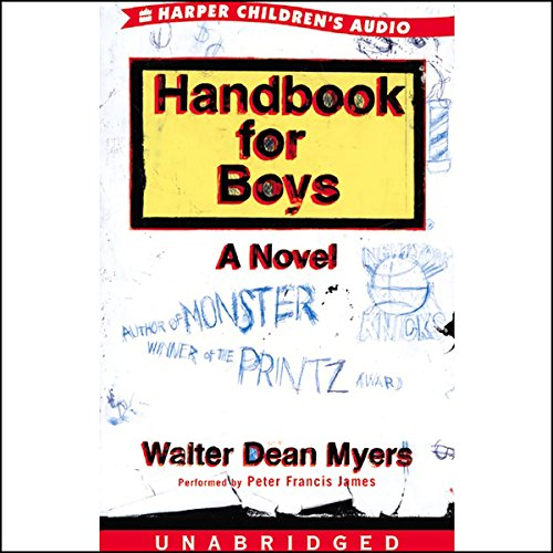 Handbook for Boys audiobook cover art