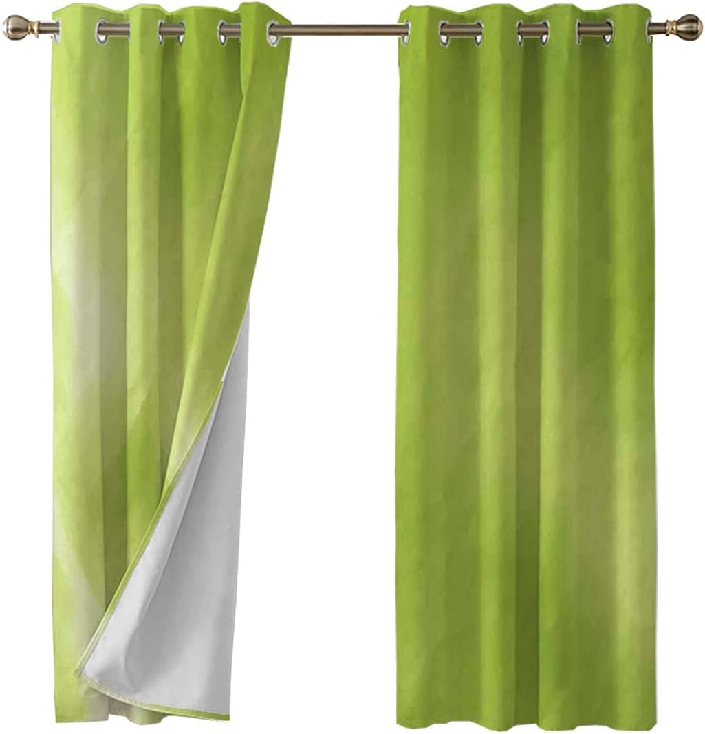 Noise Reducing and Light Blocking Living Drapes Digital Room Outstanding Max 54% OFF for