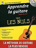 Apprendre la guitare Tout-en-un pour les Nuls