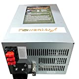 Powermax PM4 100A 110V AC to 12V DC 100 Amp Power Converter with Built-in 4...