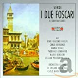 Verdi: I Due Foscari (Gesamtaufnahme) (ital.) (Aufnahme Mailand 1951)