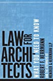 Image of Law for Architects: What You Need to Know