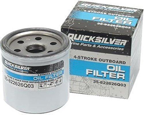 Quicksilver Ölfilter Mercury Mariner 5 - 15 Ps