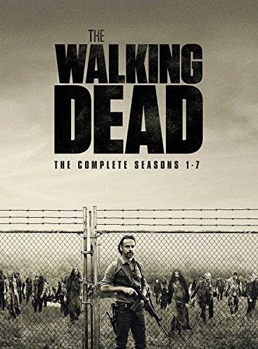 The Walking Dead - Complete Seasons 1-7 (33 DVDs) (UK Import)