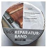 Reparaturband SOS schwarz-preto 10 m x 7,5 cm - Selbstklebendes Bitumenband