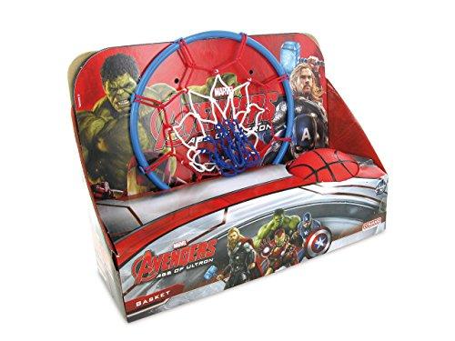 Avengers CO18915 - Basket Canestro con Palla
