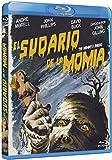 El Sudario de la Momia BD [Blu-ray]