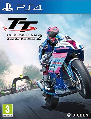 TT Isle of Man Ride on the Edge 2 PS4 輸入版