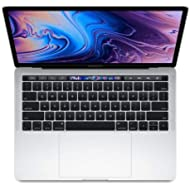 """Apple 13"""" MacBook Pro with Touch Bar, Intel Core i5 2.4GHz, Plus 655, 16GB RAM, 512GB SSD, Silver..."""