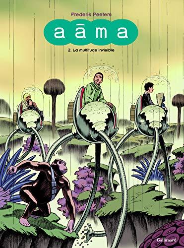 Aâma (Tome 2-La multitude invisible) - Prix Angoulême de la Meilleure série 2013