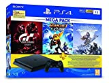 Play the greatest games and PS4 exclusive, take your adventures online with PS plus and Stream or download TV shows and movies from Netflix, PS store or wherever you get your favourite entertainment Live the game in extraordinary new ways with PS4 an...