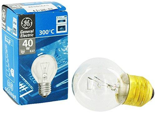 GE E27 kachellamp gloeilamp, 40 W