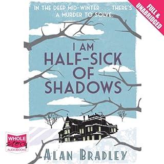 I Am Half-Sick of Shadows cover art