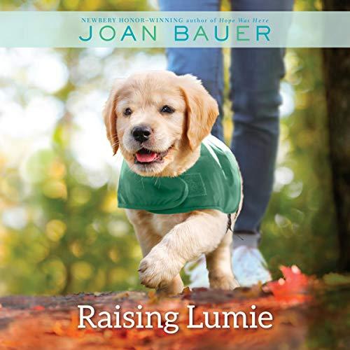Raising Lumie audiobook cover art