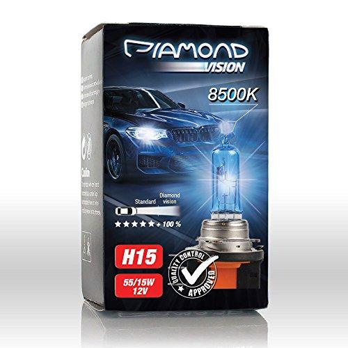 2X H7 100 W 6000K Xenon Super Bianco Effetto LOOK PER FARI LAMPADE LAMPADINE 12 V