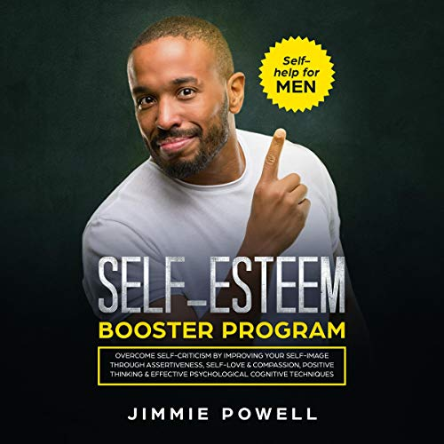 Self-Esteem Booster Program cover art