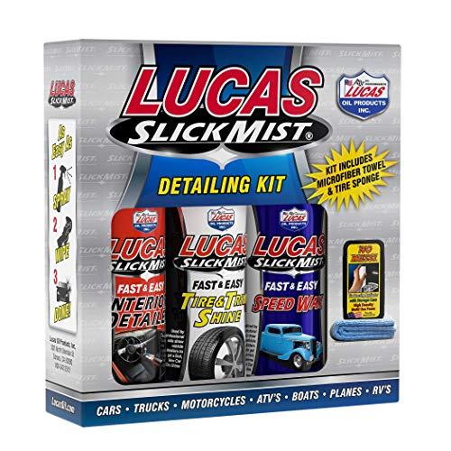 Lucas Oil 10558 Detailing kit