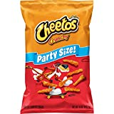 Cheetos Crunchy Party Size Cheese Flavored Snacks,...