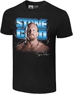 WWE Stone Cold Steve Austin Signature Vintage Collection T-Shirt