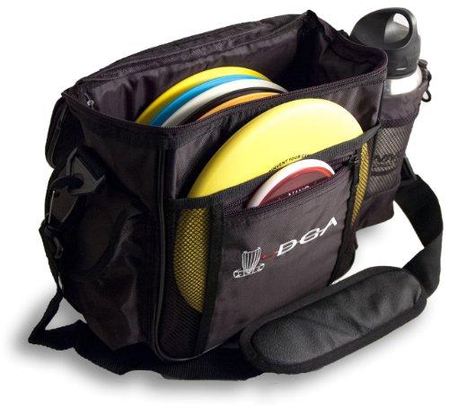 DGA Disc Golf Starter Bag - Black