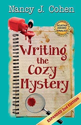 Writing the Cozy Mystery Expanded Second Edition product image