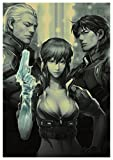 Instabuy Poster Ghost in The Shell - Motoko J - A3 (42x30
