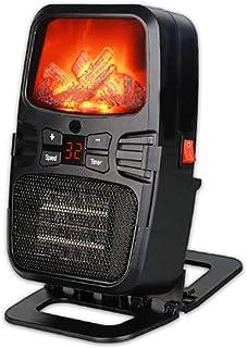 MARUI Calentador Calefactor Calefactor Baño Cerámico Radiador Termoventilador Termostato Silencioso Calefactor Baño Calentador Calefactor Bajo Consumo Calefactor Baño Pared Estufa Electrica Estufa Ca