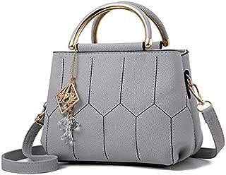 TOOGOO Messenger Bag Ladies Bag Fashion Wild Shoulder Bag Handbag Ladies Black