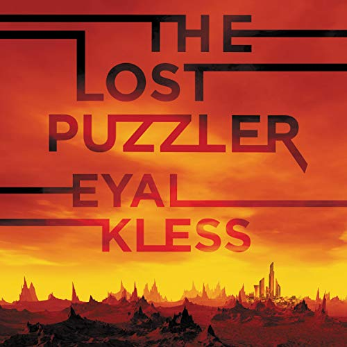 The Lost Puzzler cover art