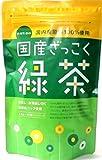 小川生薬 小川生薬 国産ざっこく緑茶 ティーバッグ 3.5g×30袋