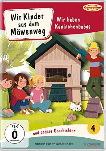 DVD 4: Wir haben Kaninchenbabys und andere Geschichten