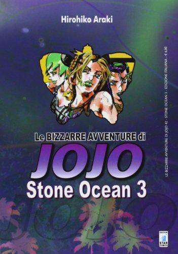 Stone Ocean. Le bizzarre avventure di Jojo (Vol. 3)