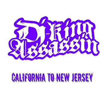 California To New Jersey