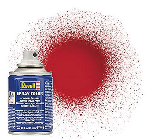 Revell Revell_34134 34134 Spraydose Italian Red, glänzend Spray Color, Farben in der praktischen 100-ml-Sprühdose
