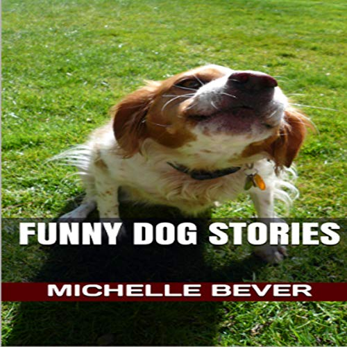 Funny Dog Stories  By  cover art