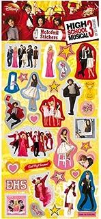 High School Musical 3 - Foil Sticker Pack - Sticker Style