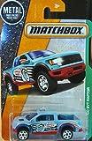 Matchbox, 2016 MBX Explorers, Ford F-150 SVT Raptor [Blue] #117/125 by Matchbox