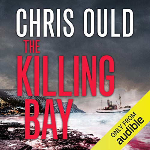 The Killing Bay audiobook cover art
