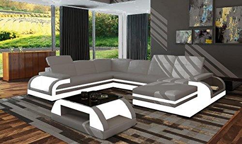 Best Review Of VIG Furniture Modern Sectional Sofa VGEV 5132B