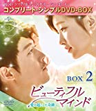 ビューティフルマインド~愛が起こした奇跡~ BOX2<コンプリート・シンプルDVD-...[DVD]